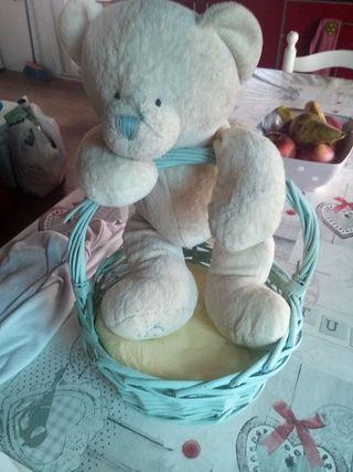 cestas de bebe