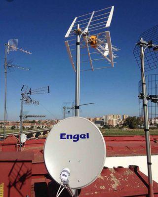 Instalador de Antena