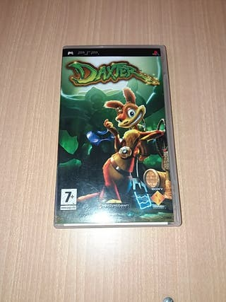 Juego PSP Daxter