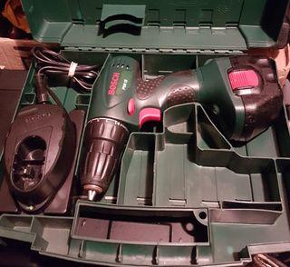 Atornillador Bosch 12v.
