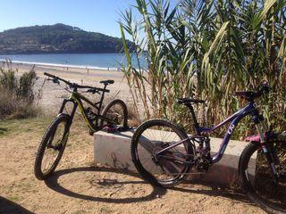 Bicicleta Yt capra, btt, enduro
