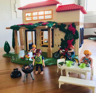 Casa de vacaciones Playmobil Ref: 4857