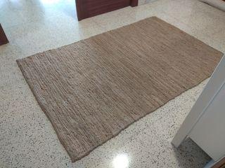 alfombra de cáñamo