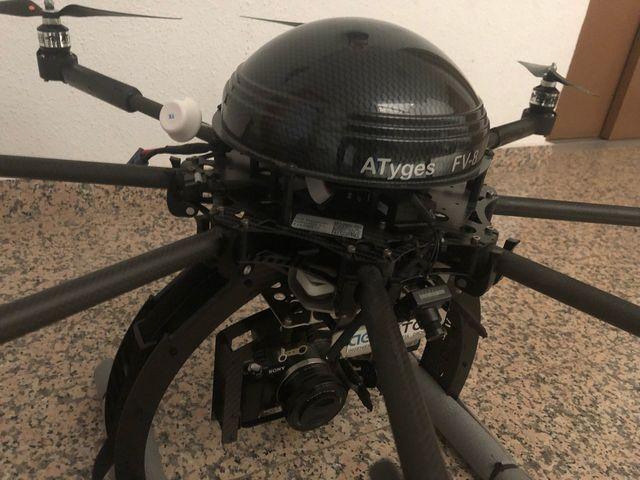 Drone profesional especial Pack topografia