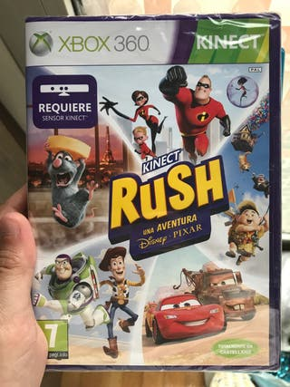 Kinect Rush disney Xbox 360