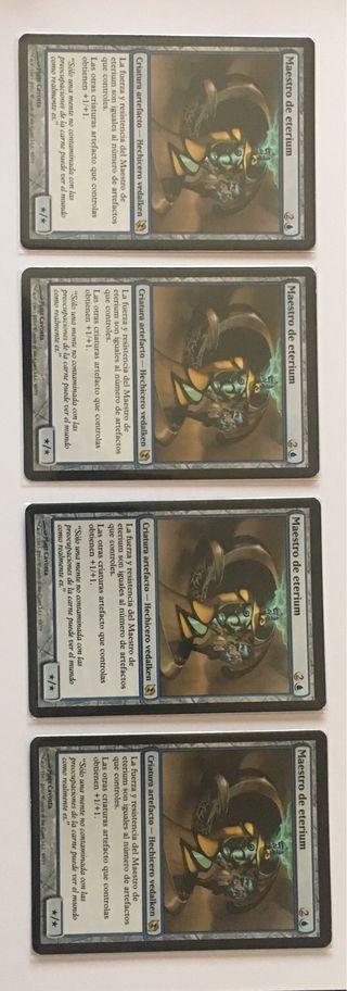 Cartas Magic Maestro de eterium