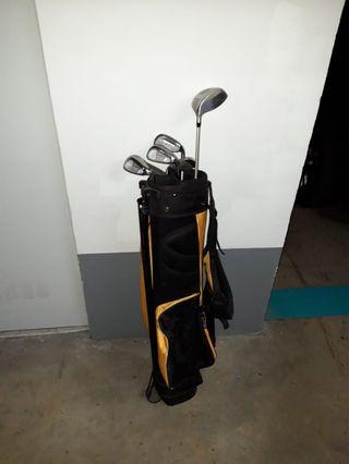 Medio juego palos golf nuevos