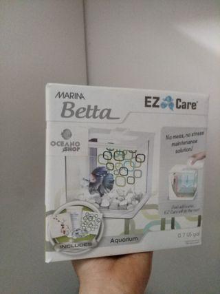 Marina Betta Ez Care + calentador