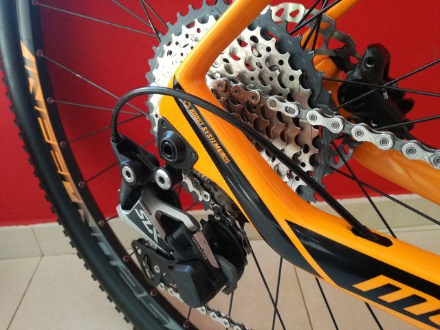 "Bicicleta megamo carbono 29"" L"