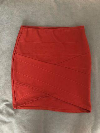 Minifalda missguided S