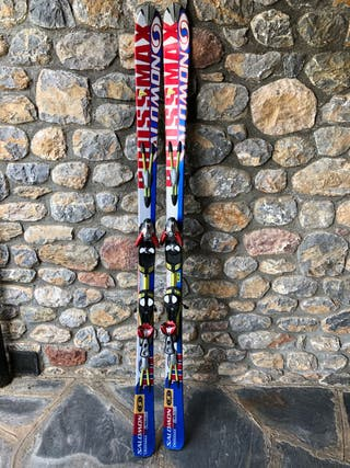 Skis esquis salomon crossmax