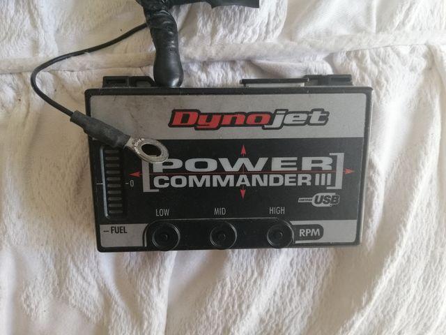 centralita power commander III Yamaha tmax 500