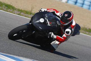 Mono cuero Ducati Corse. Dainese