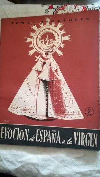 Revista, Temas Españoles N 125 de 1954