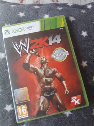 JUEGO W2K14 XBOX360