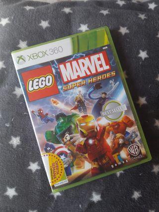 JUEGO LEGO MARVEL SUPER HEROES XBOX360