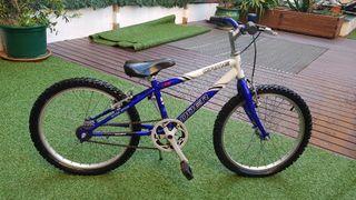 Bicicleta infantil 20''