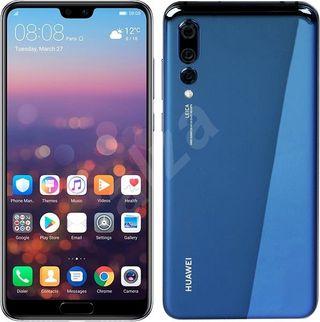 Huawei P20 Pro Midnight blue 425€