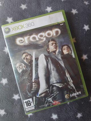 JUEGO ERAGON XBOX360