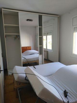 dormitorio camas electricas