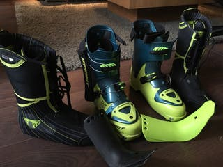Botas esquí de travesía dynafit tlt 6