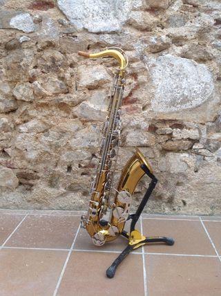 Saxo tenor made in usa