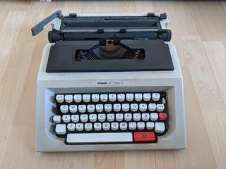 Máquina escribir OLIVETTI LETTERA 42