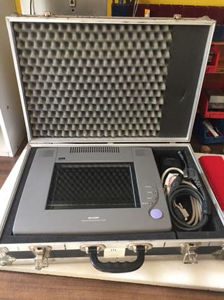 PLACA LCD SHARP