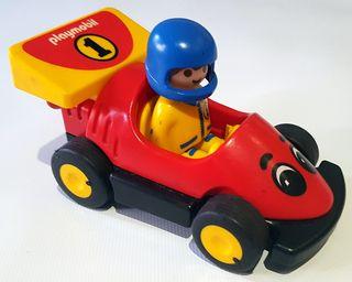 Playmobil 1,2,3 formula 1