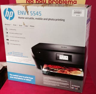 IMPRESORA HP ENVY 5545 WIFI