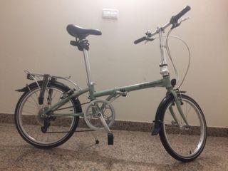 Bicicleta plegable Dahon Boardwalk D7