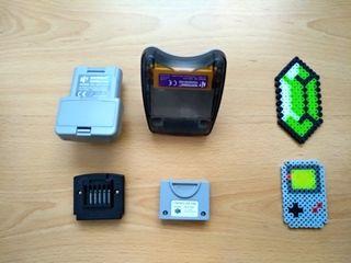 Nintendo 64 - Accesorios