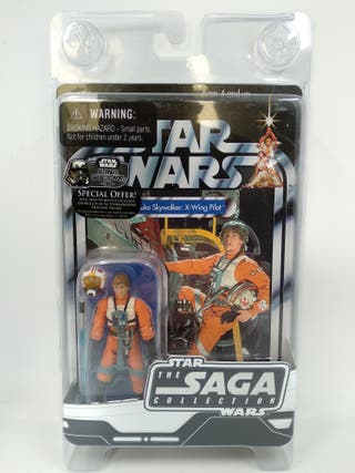 Star Wars Luke Skywalker VOSC Saga Vintage Style