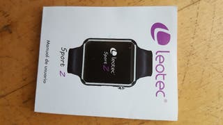 reloj Smatwatch Leotec Sport X