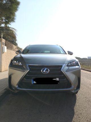 Lexus NX híbrido