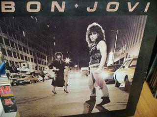 Bon Jovi Disco vinilo Lp Rock Heavy