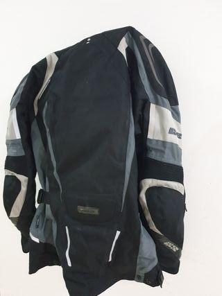chaqueta moto issis talla m