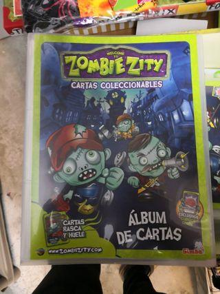 Álbum Zombie Zity.