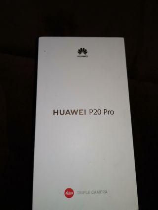 Huawei P20 Pro Caja