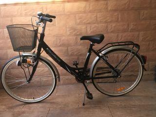 Bicicleta bh bolero paseo