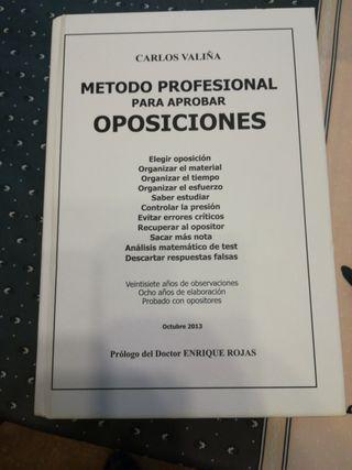 Libro aprobar oposiciones