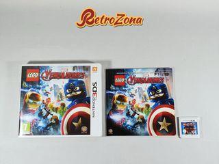 Marvel Vengadores 3DS
