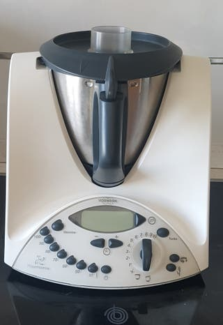 THERMOMIX TM31 COMPLETA