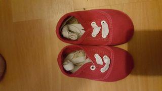 zapatillas telas