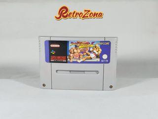 Street Fighter II Turbo SNES
