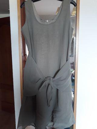 Vestido corto fresco