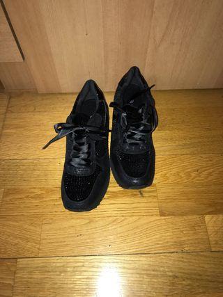 Zapatillas de mujer n38