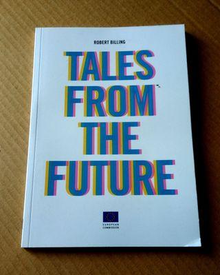 CUENTOS DEL FUTURO libro en inglés