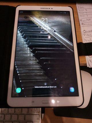 Tablet Samsung + Teclado