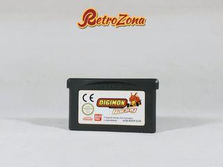 Digimon Racing GBA